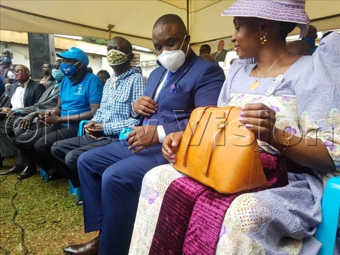 Lukwago joins FD
