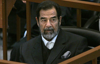 Ten years since Iraq's Saddam executed