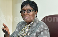 Kadaga wants foreign aid tagged to women projects