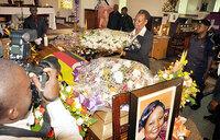 Parliament eulogizes brave, vibrant Nebanda