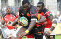 Odongo denies player rift with rugby union over wages