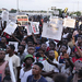 Huge crowds help swell Nigeria police brutality protest