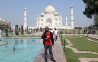Taj Mahal: A love tribute to beauty