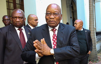S.Africa's Zuma graft case delayed by funding woes