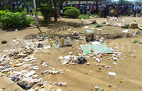Kyambogo students riot over dirty toilets