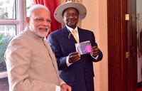Museveni, Modi want UN Security Council reform