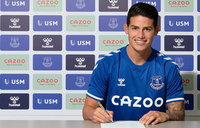 James adds stardust, but can Everton finally deliver on big spending?