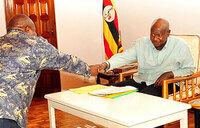 Museveni meets KACITA, warns against strikes
