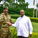 Museveni meets Sudan military leader
