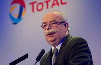 Total CEO de Margerie killed in Moscow as jet hits snow plough