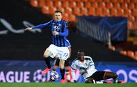 Four-goal Ilicic guides Atalanta into Champions League quarters