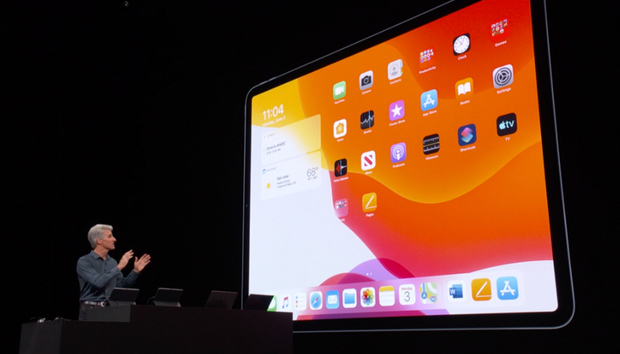 With iPadOS, Apple's dream of replacing laptops finally looks like a reality