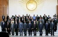Museveni in Ethiopia for AU summit