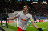Leipzig beat Spurs to storm Champions League quarters