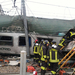 Three dead, scores injured as train derails in Italy