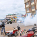 Besigye supporters clash with police, military
