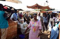 Kalerwe women appeal to UN for toilet facilities