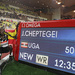Uganda's Joshua Cheptegei sets new 5000m world record