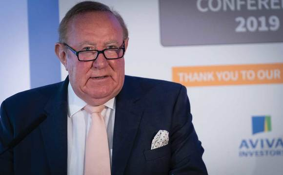 Andrew Neil said markets need to get used to US-China tensions