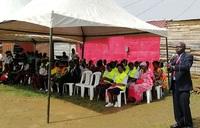 Entebbe residents sensitised on coronavirus