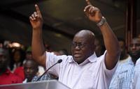 Nana Akufo-Addo wins Ghana presidential election