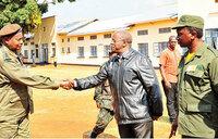 Museveni explains NRM ideology
