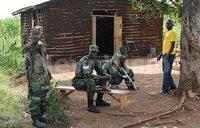 UPDF deploy in Kyegegwa over attack on church