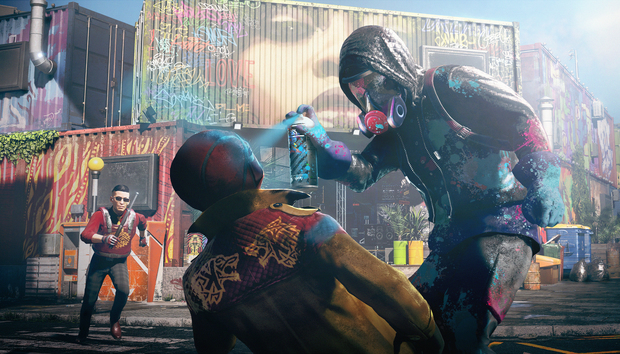 Watch Dogs Legion hands-on preview: There's no other game like it