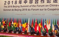 Museveni in China for FOCAC Summit