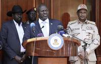 S.Sudan rebel leader appointed vice president