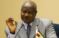 Party leaders meet Museveni, except Musumba