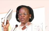 New KCCA ED Dorothy Kisaka and her team take oath