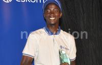 Bagalana longs for more after winning Eskom Golf Tournament