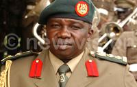 Museveni promotes 693 UPDF officers