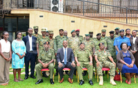 UPDF publicists train in media planning and management