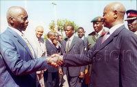 African leaders mourn Daniel Moi