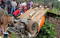What a crash!