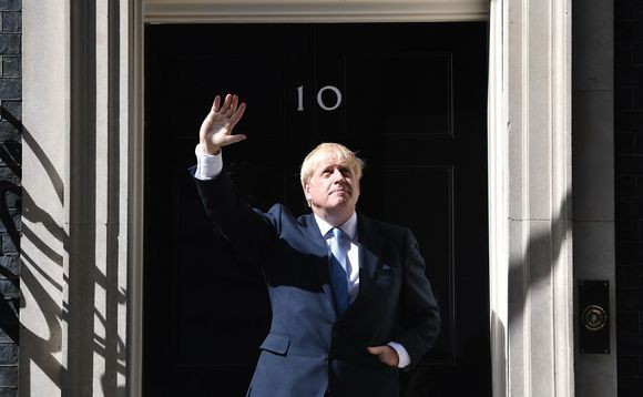 Boris Johnson was announced as the new Prime Minister last week. Photo: PA Wire/PA Images/Dominic Lipinski