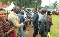 Individualism killing our country - Gen. Muntu
