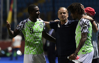 Nigeria's Rohr wary of much improved Algeria