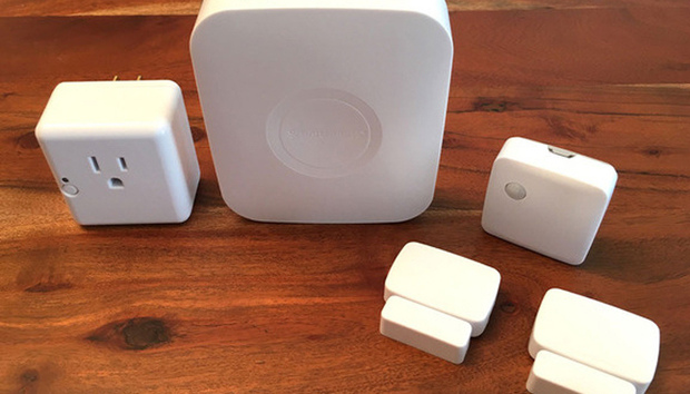 Vulnerabilities found in Samsung SmartThings Hub