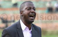 Express will avoid relegation, says Bbosa