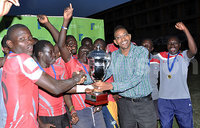 Buffaloes dethrone Heathens as rugby 7s champions