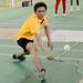 China Corporate badminton tournament starts