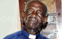 Fr. Captain Joseph Kalyabe dies aged 93