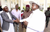 Museveni flags off pilgrims to Mecca