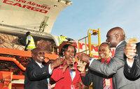 Kenya Airways launches Cargo aircraft