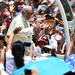 Amazon's indigenous people 'never so threatened': pope