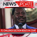 Odinga to challenge election results in court