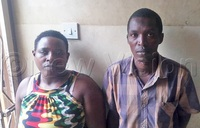 Mother arrested for faking son's kidnap